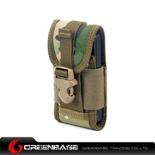 Picture of CORDURA FABRIC Phone Pouch Holder Multicam GB10016