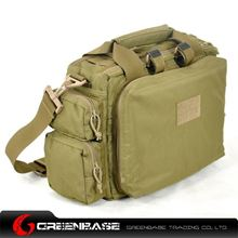Picture of CORDURA FABRIC Tactical Computer Bag Khaki GB10020