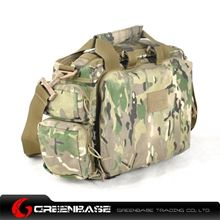 Picture of CORDURA FABRIC Tactical Computer Bag Multicam GB10023