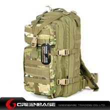图片 CORDURA FABRIC Tactical Backpack Multicam GB10028