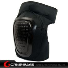 Picture of Tactical Neoprene Elbow & KNEE Pads Black GB10077