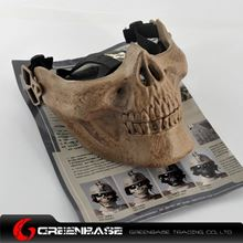 Picture of Tactical Light M03 Half-face Mask Skeleton GB10094