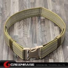 Picture of Tactical CORDURA FABRIC 2inch Belt Khaki GB10099