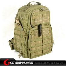 Picture of CORDURA FABRIC Tactical Backpack Khaki GB10129