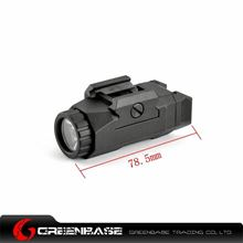 Picture of Unmark Evolution Inforce APL Tactical Light Black NGA0891