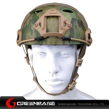 Picture of  NH 01002-AT-FG FAST Helmet-PJ TYPE AT-FG GB20021