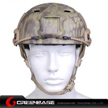 Picture of  NH 01003-Mandrake FAST Helmet-BJ TYPE Mandrake GB20042
