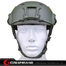 Picture of  NH 01103-OD FAST Helmet-BJ Maritime TYPE OD GB20161