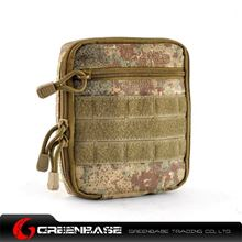 Picture of 9070# 1000D Tool bag Khaki Camouflage GB10192