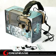 Picture of  Z 038 ZCOMTAC IV IN-THE-EAR HEADSET TAN GB20070
