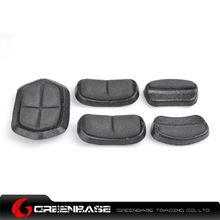 Picture of  NH 04001 FAST Helmet Protective Pad Black GB20153