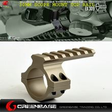 Picture of  EX 309 Element Extension Top Rail Mount For 30mm Riflescope TAN NGA0061