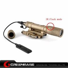 Picture of GB M620V Dual Output Scout Light Dark Earth NGA0685