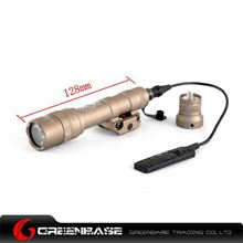 Picture of GB M600B Scout Light LED Weaponlight Dark Earth NGA0899