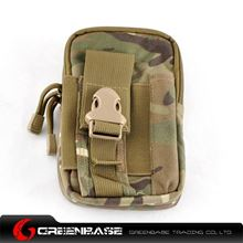 Picture of 9134# 1000D Backpack attachment bag Multicam GB10230