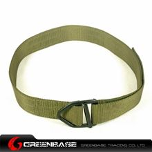 Picture of Tactical Nylon FABRIC Belt Green GB10245