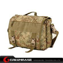 图片 Tactical Computer Bag Khaki Camouflage GB10322