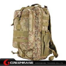 图片 8265# Tactical Backpack Khaki Camouflage GB10330