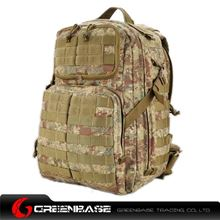 Picture of 023# Tactical Backpack Khaki Camouflage GB10336
