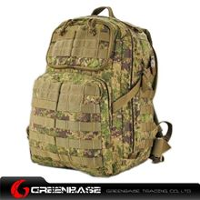 Picture of 023# Tactical Backpack Green Camouflage GB10337