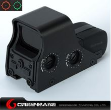 Picture of GB 551 Red & Green Dot Scope Black NGA0993