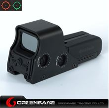 Picture of GB 552 Red & Green Dot Scope Black NGA0995