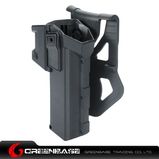 Picture of NB Movable Holsters for Glock series Black NGA1054