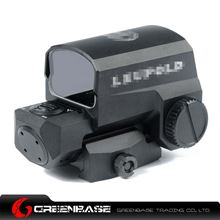 Picture of GB LP LCO Red Dot Sight 1 MOA Dot Matte Black NGA1105