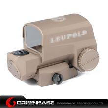 Picture of GB LP LCO Red Dot Sight 1 MOA Dot Matte Dark Earth NGA1106