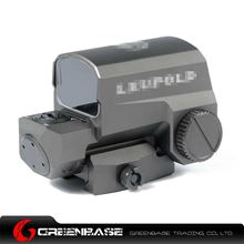 Picture of GB LP LCO Red Dot Sight 1 MOA Dot Matte Gray NGA1107