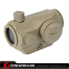 Picture of Unmark Low Mount 1X24 Red & Green Dot Scope Dark Earth NGA0227
