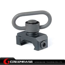 Picture of Unmark CNC QD Sling Attachment Mount Black NGA0244