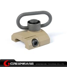 Picture of Unmark GS Type QD Sling Swivel Rail Mount Dark Earth NGA0392