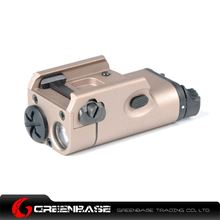 Picture of NB SF XC1 LED Ultra Compact Handgun Light Dark Earth NGA1155