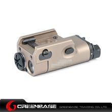 Picture of GB SF XC1 LED Ultra Compact Handgun Light Dark Earth NGA1153