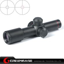 Picture of 4.5x20 Tactical RED Mil Dot Sight Scope Mount flip-up covers A type Rifle Scope NGA0383