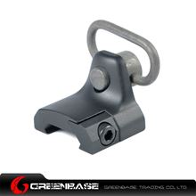 Picture of Unmark Hand-Stop With QD Sling Swivel Black NGA0004