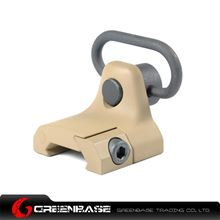 Picture of Unmark Hand-Stop With QD Sling Swivel Dark Earth NGA0005