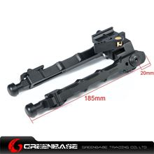 Picture of GB AT SR-5 QD Bipod Black NGA1191