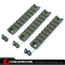 Picture of Polymer Rail Sections for G36/G36C Olive Drab NGA0379