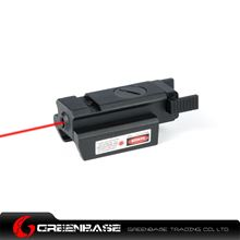 Picture of Tactiacl Compact Pistol Weaver Rail Red Laser Sight NGA0319