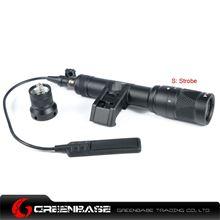 Picture of GB IFM-M600V Dual Output Flashlight Black NGA1186
