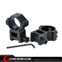 Picture of High Profile 30mm Scope Rings for Weaver 20mm rail NGA0180