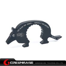 Picture of GB Larue Tactical Beverage Entry Tool Black GTA1510