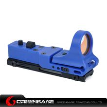 Picture of GB Tactical Railway Reflex Sight Red Dot For 20 Rail Blue NGA1241