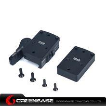 Picture of GB RM Mini Riser Mount With QD Auto Lock Picatinny-Style Black NGA1264