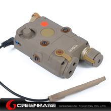 Picture of  TB0067  PEQ-15 Upgrade Version LED light and Red laser with IR Lense NGA0585