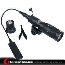 Picture of GB M300V-IR Scout Light LED WeaponLight White and IR Output Black NGA1282