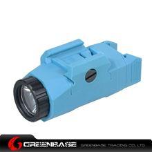 Picture of NB Cheap Version Evolution Inforce APL Auto Pistol Tactical Light Blue NGA1288