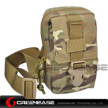图片 9119# 1000D Inclined shoulder bag Multicam GB10172